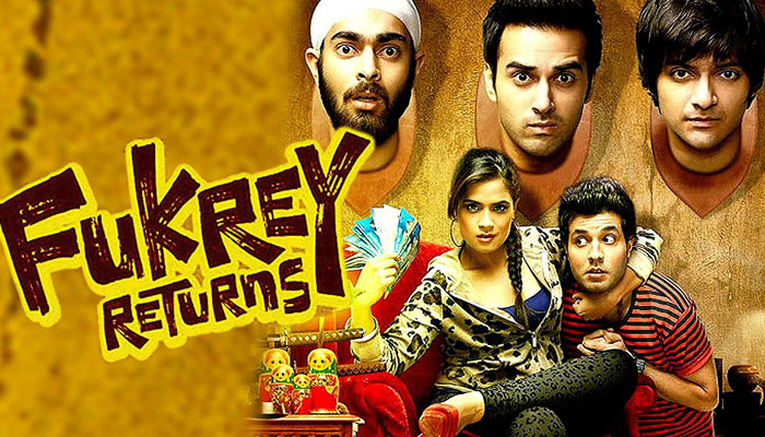 Fukrey Returns off to a thunderous opening, check figures