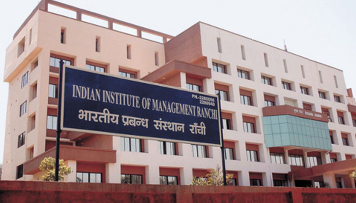 Massive fire breaks out at IIM Ranchi; two classrooms gutted