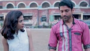 Straight from the sets of Farhan Akhtar's 'Lucknow Central'