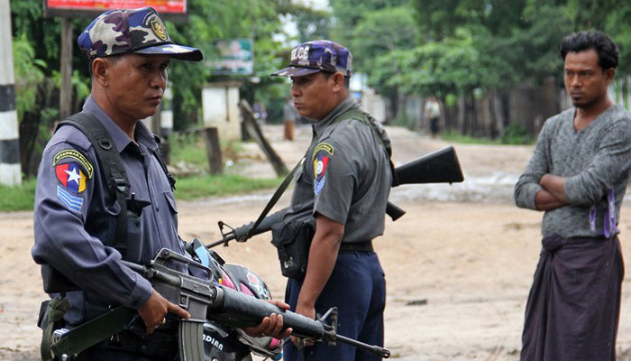 Six villagers killed in Myanmar, two others are missing
