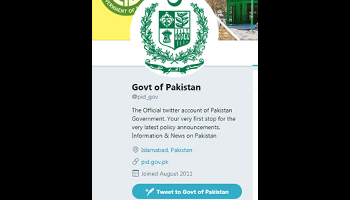 Pakistan governments hacked website shows Indian I-Day greetings