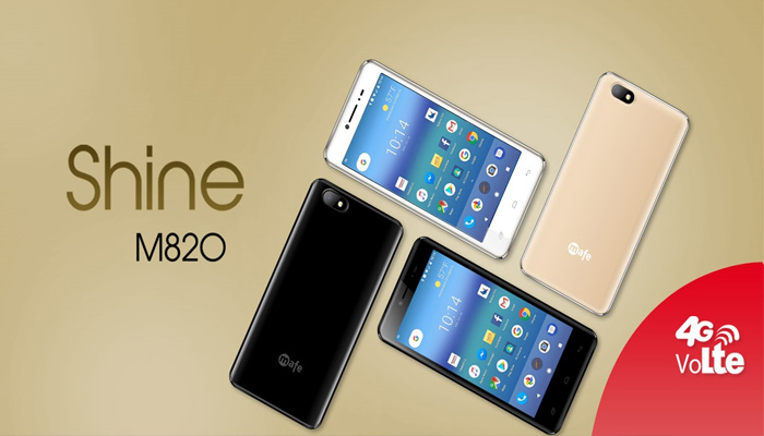 Mafe Mobile launches budget smartphone Shine M810