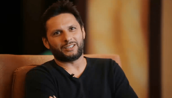 Former Pakistan cricketer Shahid Afridi wishes India on Independence Day
