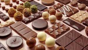Sweet treatment: Eating chocolate may provide relief from bowel disease