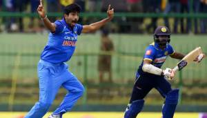 SL vs Ind: Bumrah's maiden five-for restricts Sri Lanka at 217