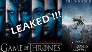Hackers steal 1.5TB HBO data, 'Game of Thrones' leaked