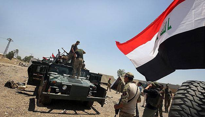 Iraqi PM Haider al-Abadi vows to free every inch of countrys land from IS