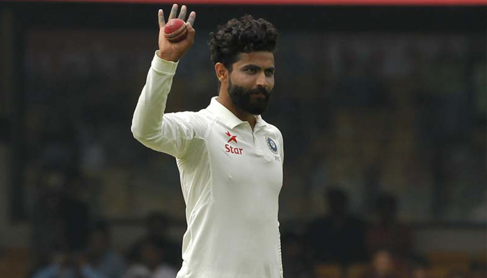 Jadeja tops all-rounders' chart in Tests; Gains for Pujara, Rahane