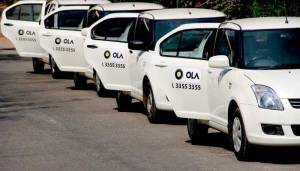 Ride-hailing app Ola and Google bring 'Outstation' cabs to Maps