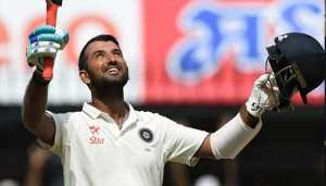 SL vs Ind: Cheteshwar Pujara to complete half-century in Test Cricket