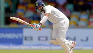 SLvsInd: Rahane adds flavour to 'Pujara Day', India 344/3 at stumps