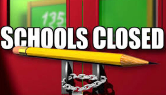 Educational institutions closed in Kashmir Valley