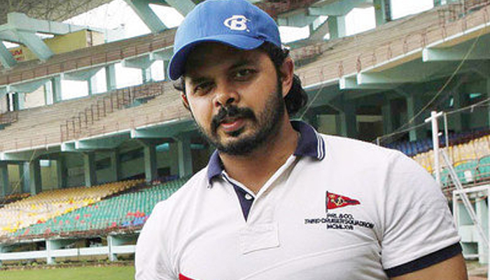 S Sreesanth back on Cricket field after 4 years