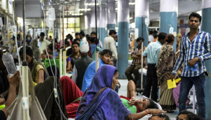 Is government waiting for another 'Gorakhpur scare' in Agra
