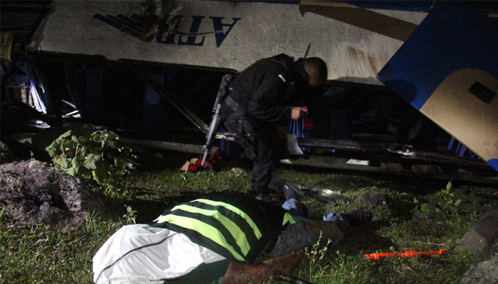 Mexico road accident   Ten killed, 15 critically injured
