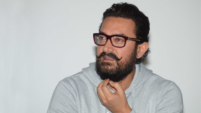 Aamir Khan does not get affected by various trends in Bollywood
