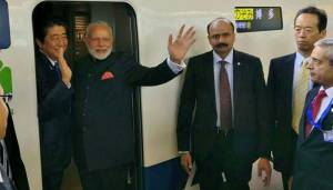 Know the first Indian Bullet Train | Modi-Abe lay foundation stone
