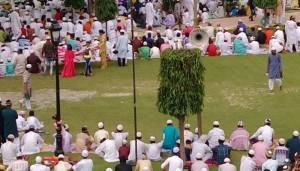 Eid-al-Adha celebrated with traditional fervour across UP
