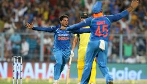 IND vs AUS 2nd ODI: India thumps Australia by 50 runs; takes 2-0 lead