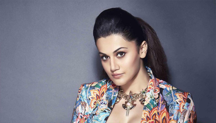 Taapsee Pannu to play self-defence instructor in short film