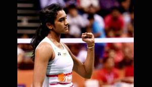 """Just be happy, it drives people crazy"": Diary of PV Sindhu"