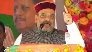 Clear your stand on separatists, Rohingyas: Amit Shah to Congress