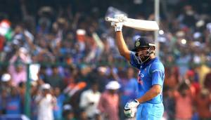 Rohit Sharma notches up 14th ODI hundred against New Zealand