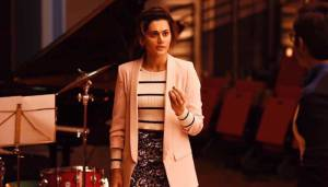 Try not to get swayed away by social culture of industry: Taapsee