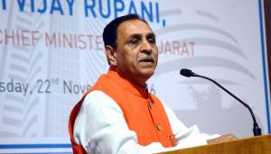 BJP not interfering in Gujarat elections: CM Vijay Rupani