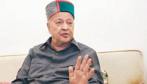 Virbhadra attacks Shah's son, says BJP is ease of doing corruption