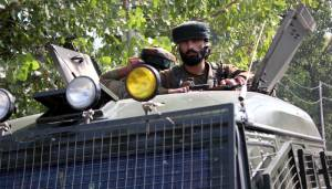 Army guns down JeM commander, Hizb terrorist; soldier martyred