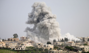 Russian airstrikes kill 120 IS militants, 60 mercenaries in Syria