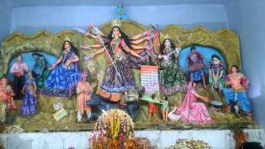 West Bengal beautified by festivity of Durga and Kali Puja