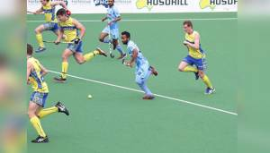 India 'A' lose bronze-medal match in men's AHL