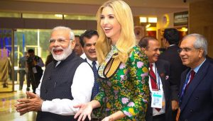 Ivanka Trump shares photos with PM Modi, recalls India-US ties