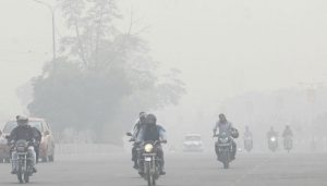 Air quality in most UP cities turns toxic; hazardous weather conditions