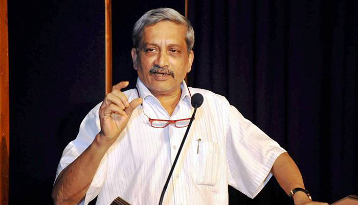 Manohar Parrikar appeals media not to publish fake news