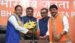 Trinamool co-founder Mukul Roy joins BJP; calls it secular force