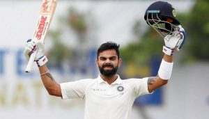 Nagpur Test: Ton-up Kohli drives India to 404/3 at lunch on Day 3