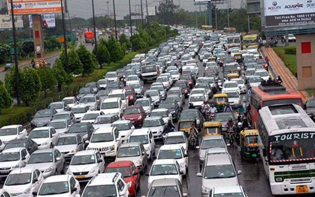Odd-even to be enforced between November 13-17 in Delhi