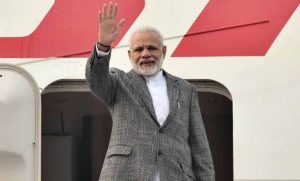 Prime Minister Narendra Modi leaves for three-day visit to Philippines