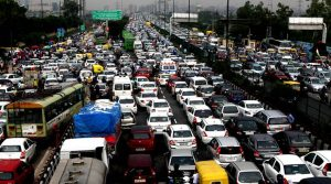 BJP takes on Delhi government for putting odd-even on hold