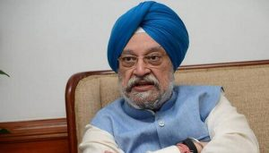 Hardeep Singh Puri named BJP's Rajya Sabha candidate from UP