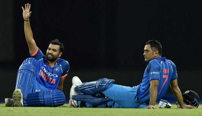 Rohit Sharma wants MS Dhoni to bat on this batting position