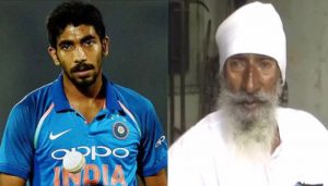 Bad news for Jasprit Bumrah: Grandfather found dead