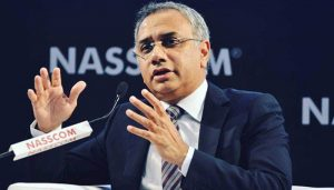Infosys appoints Salil Parekh as CEO and Managing Director