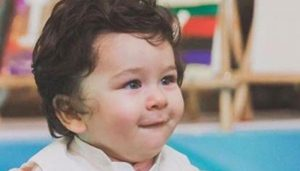 Taimur turns one and pictures are superbly aaawwww-dorable