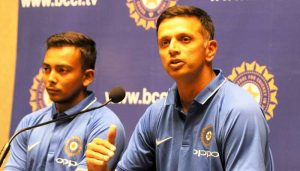 U-19 boys will have to adapt fast in New Zealand, says Dravid