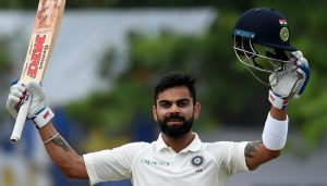 Kohli eyes Ponting's record of holding top spot across all formats