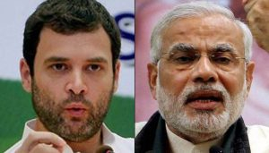 Modi and Rahul's road shows in Ahmedabad cancelled